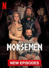 Norsemen movie cover