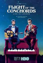 Flight of the Conchords: Live in London movie cover