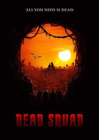 Dead Squad: Temple of the Undead main cover