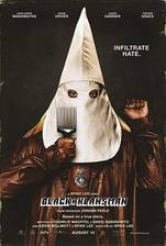 blackkklansman movie cover