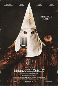 BlacKkKlansMan main cover
