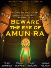 Beware the Eye of Amun-Ra movie cover