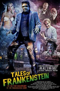 Tales of Frankenstein main cover