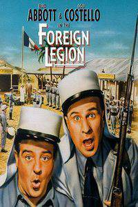 Abbott and Costello in the Foreign Legion main cover