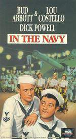 in_the_navy movie cover