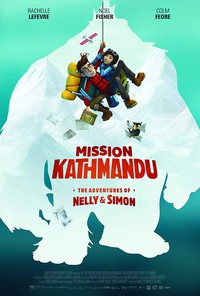 Mission Kathmandu: The Adventures of Nelly & Simon main cover