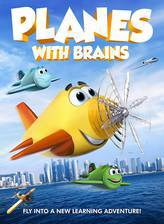 Planes with Brains movie cover