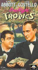 one_night_in_the_tropics movie cover