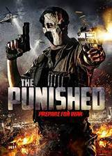 The Punished movie cover