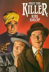 Abbott and Costello Meet the Killer, Boris Karloff main cover