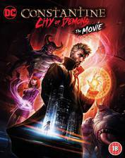 Constantine City of Demons: The Movie movie cover