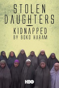 Stolen Daughters: Kidnapped by Boko Haram main cover