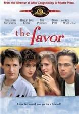 the_favor movie cover