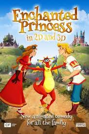 Enchanted Princess (Chudo-Yudo: The Dragon and the Prince) main cover