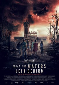 What the Waters Left Behind main cover