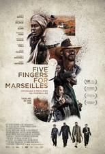 Five Fingers for Marseilles movie cover