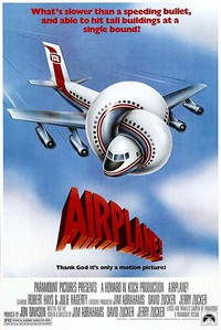Airplane! main cover