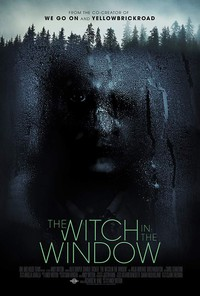 The Witch in the Window main cover