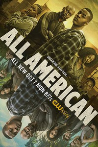 All American movie cover