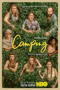 Camping movie cover