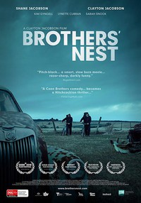 Sibling Rivalry (Brothers' Nest) main cover