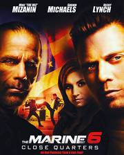 The Marine 6: Close Quarters movie cover