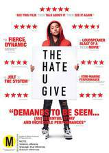 The Hate U Give movie cover