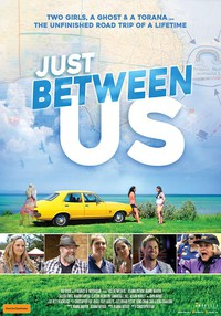Just Between Us main cover