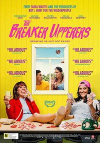 The Breaker Upperers main cover