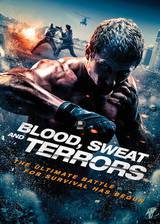 Blood, Sweat and Terrors movie cover
