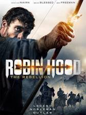 Robin Hood: The Rebellion movie cover