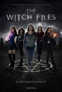 The Witch Files main cover