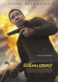 The Equalizer 2 main cover