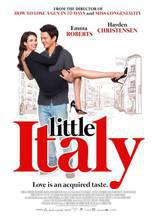 Little Italy movie cover