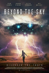 Beyond The Sky (Encounter: Extraterrestrial Invader) main cover