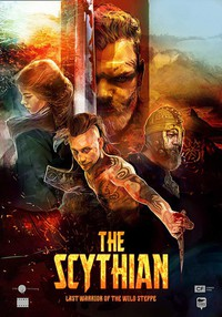 The Scythian (Skif: The Last Warrior) main cover