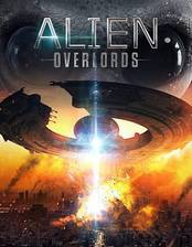 Alien Overlords movie cover