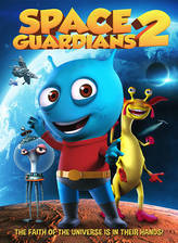 Space Guardians 2 movie cover
