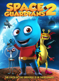 Space Guardians 2 main cover
