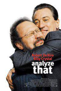 Analyze That main cover