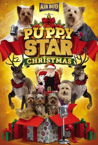 Puppy Star Christmas main cover