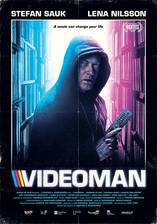 Videomannen movie cover