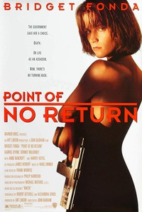 Point of No Return main cover