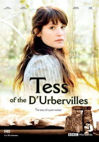 Tess of the D'Urbervilles movie cover