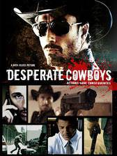 Desperate Cowboys movie cover