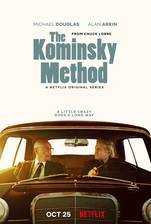 The Kominsky Method movie cover