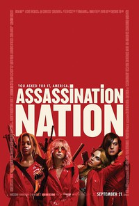 Assassination Nation main cover