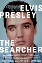 Elvis Presley: The Searcher movie cover