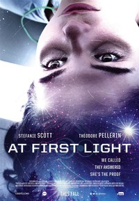 At First Light main cover