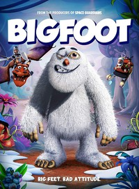 Bigfoot main cover